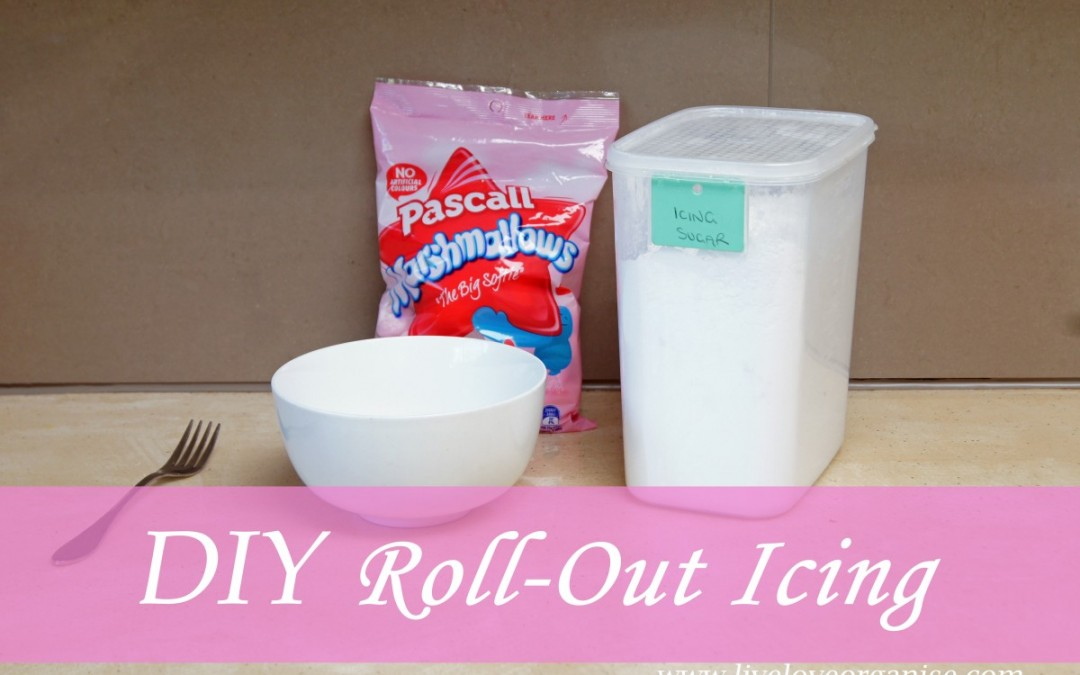DIY Roll-Out Icing