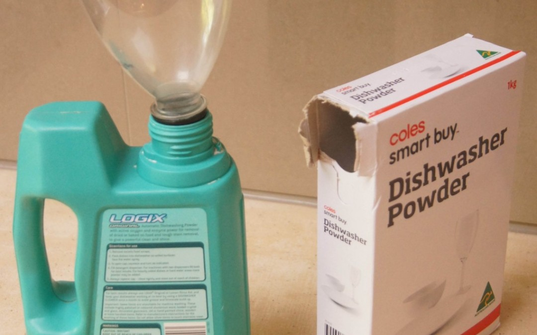 Save money on Dishwashing Powder