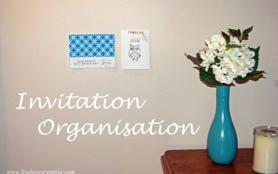 Invitation Organisation